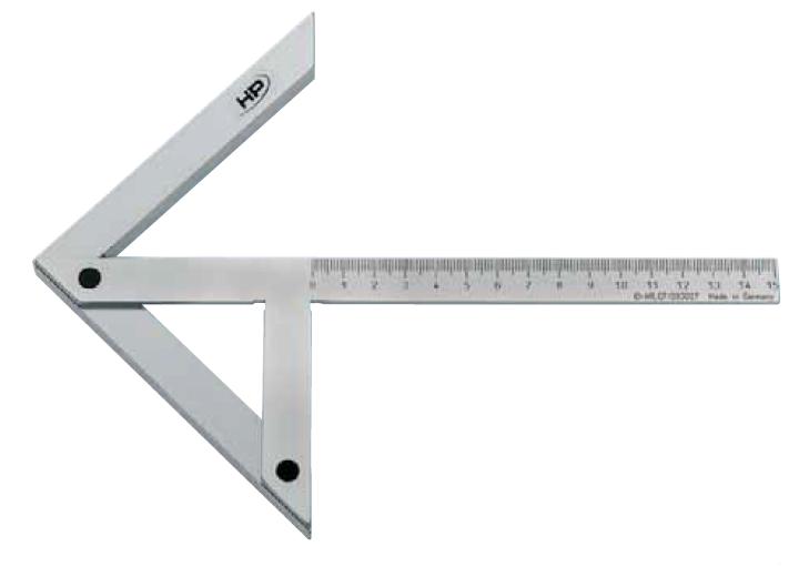 Středící úhelník typ 0380