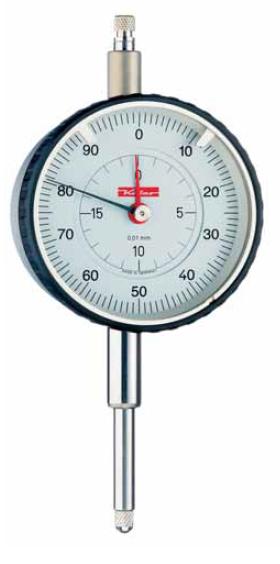 Mechanický úchylkoměr 0,01/20-100 mm