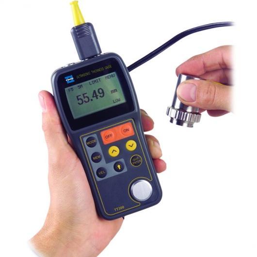 Ultrazvukový tloušťkoměr TT300