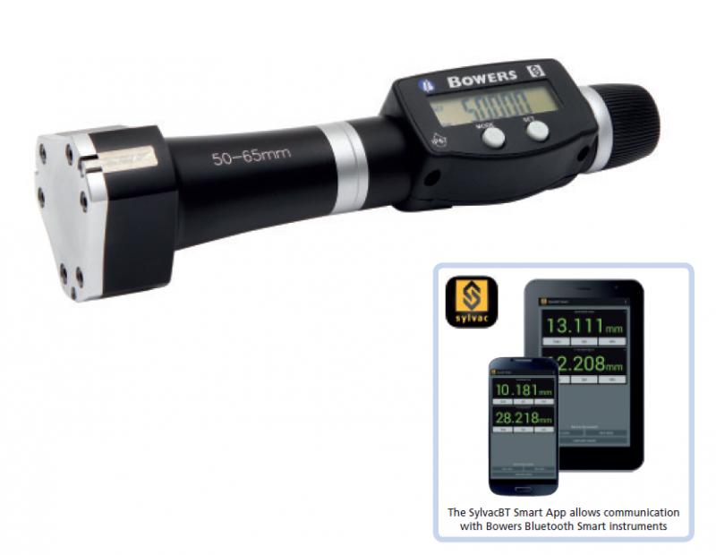 Digitální dutinoměr XTD3 s ráčnou a Bluetooth