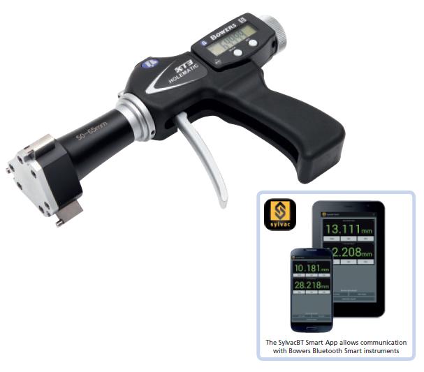 Digitální dutinoměr XTH3 pistolový s Bluetooth