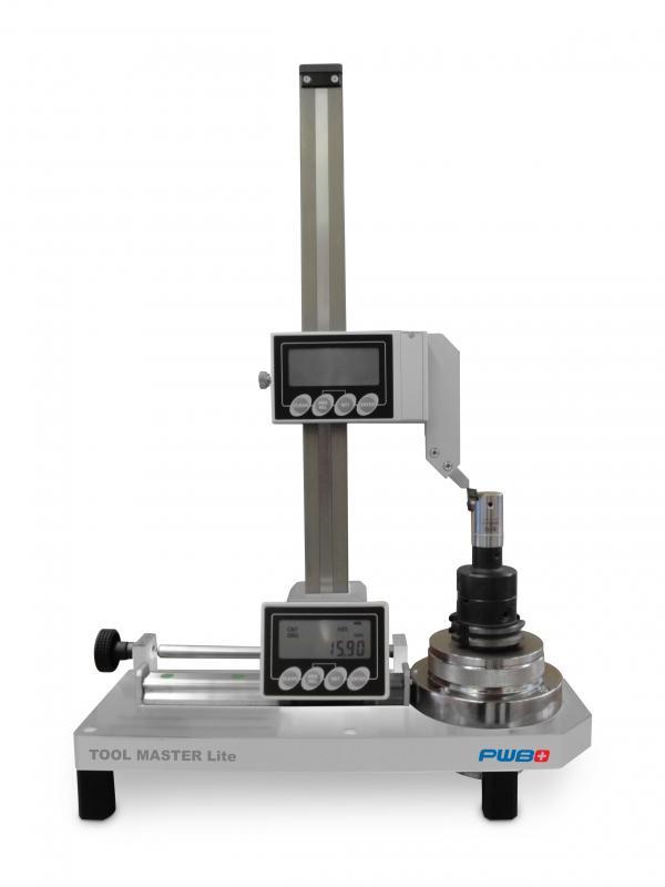 Nastavovací a kontrolní přístroj Tool Master Lite 14