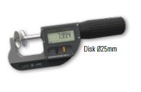 Mikrometr S_Mike PRO talířkový