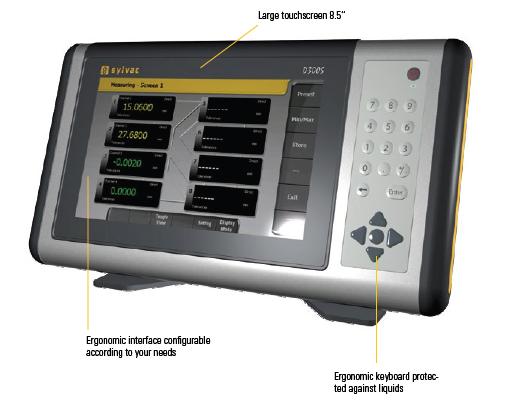 Zobrazovací jednotka S_View D300S V2