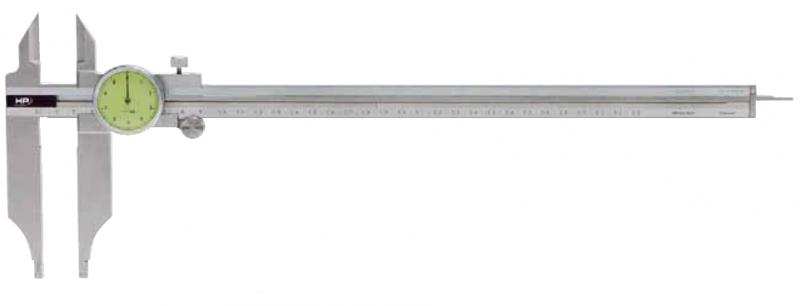 Mech. posuvné měřítko s číselníkem typ 0219