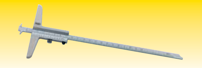 Mechanický hloubkoměr na drážky typ 0292