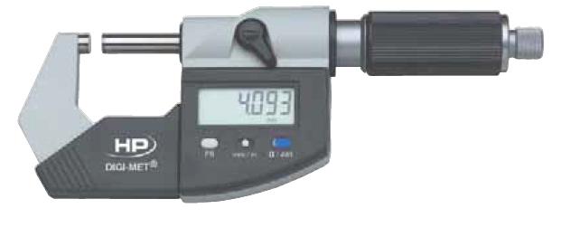 Dig. třmenový mikrometr typ 1865