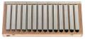 Párové paralelní podložky typ 0536
