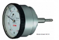 Mechanický úchylkoměr 0,01/3-5 mm s kolmým dříkem
