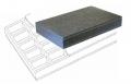 Granitové kontrolní desky odlehčené